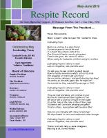 2019-5-May-June-Newsletter