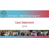 OSEC Case Statement – 2019