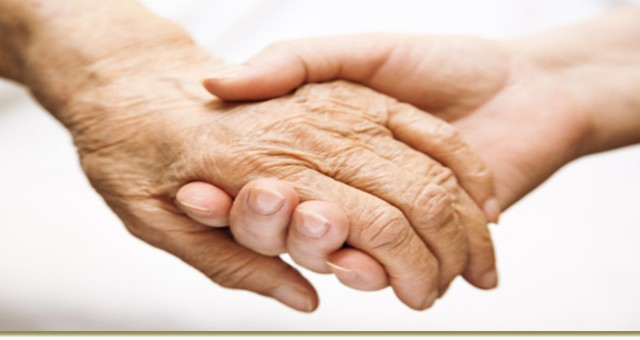 caregiver support - hands